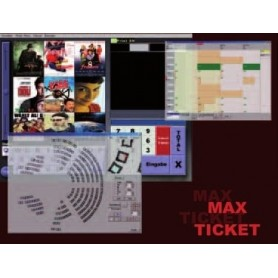 Maxtouch Ticketsoftware