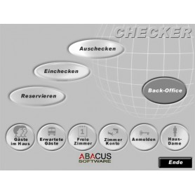 Checker Hotelsoftware