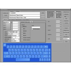 Modul Kassenbuch+Fibu Kontenverwaltung