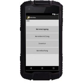 Mobile Daten-Erfassung